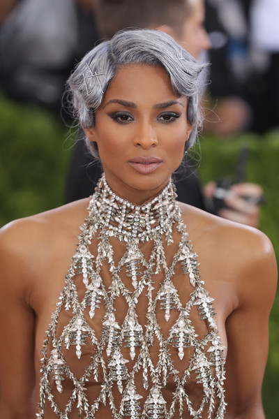 """Ciara attends the """"Manus x Machina: Fashion In An Age Of Technology"""" Costume Institute Gala at Metropolitan Museum of Art on May 2, 2016 in New York City."""
