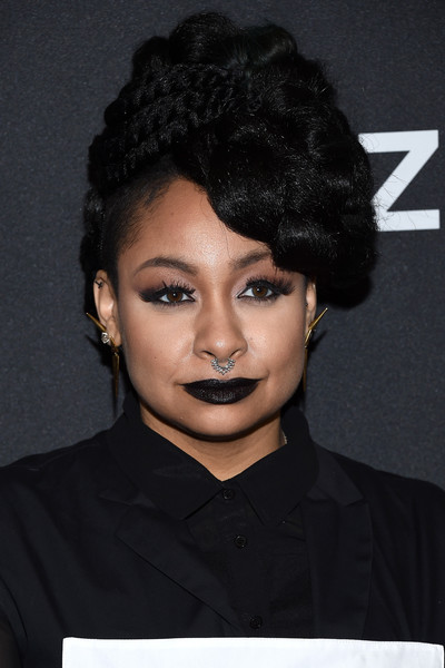 """Actress Raven-Symone attends the """"Zoolander 2"""" World Premiere at Alice Tully Hall on February 9, 2016 in New York City."""