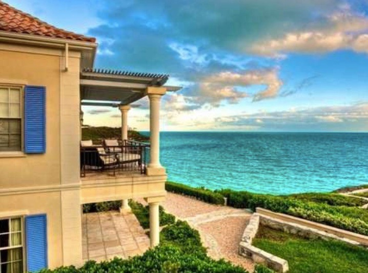 Prince home in Turks and Caicos
