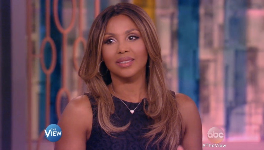 """Toni Braxton on """"The View"""" (May 10, 2016)"""