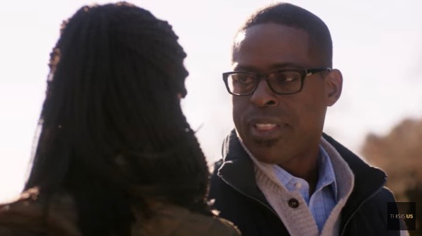 "Sterling K. Brown in NBC's ""This Is Us"""