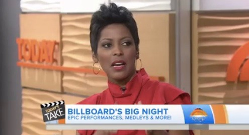 """Tamron Hall on """"Today"""" (May 23, 2016)"""