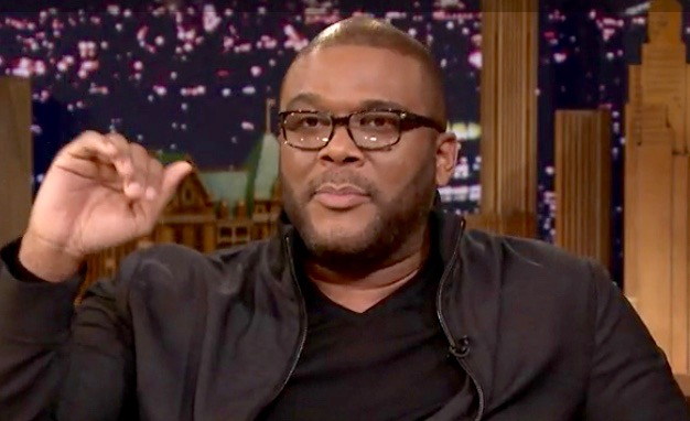 Tyler Perry on The Tonight Show Starring Jimmy Fallon (May 24, 2016)