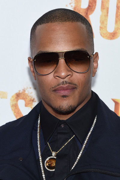 """T.I. attends the """"Roots"""" night one screening at Alice Tully Hall, Lincoln Center on May 23, 2016 in New York City."""