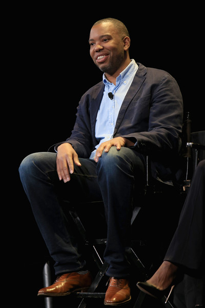 Writer Ta-Nehisi Coates speaks onstage at the New Yorker Festival 2015 - The Fire This Time at SIR Stage 37 on October 4, 2015 in New York City.