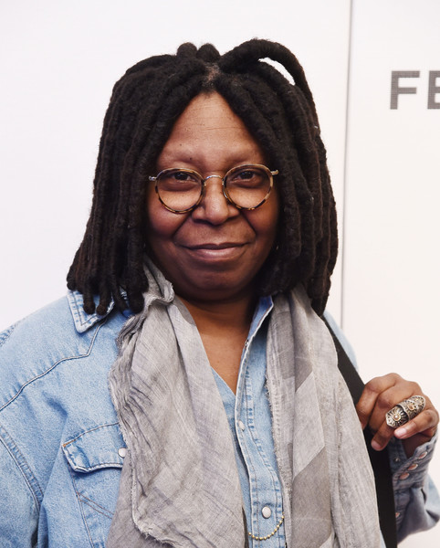 Whoopi Goldberg attends 2016 Tribeca Film Festival Shorts: Whoopi's Shorts at Spring Studios on April 17, 2016 in New York City.