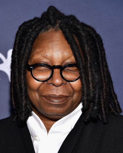 Actress Whoopi Goldberg attends the Liberty Science Center's Genius Gala 5.0 on May 20, 2016 in Jersey City, New Jersey.