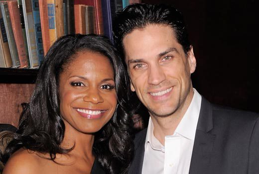 Audra McDonald and her husband, fellow Broadway actor Will Swenson