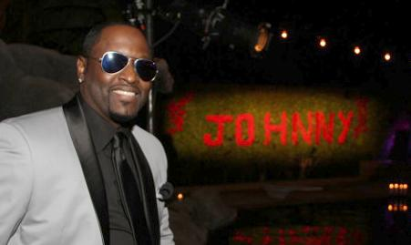 johnny gill - bday