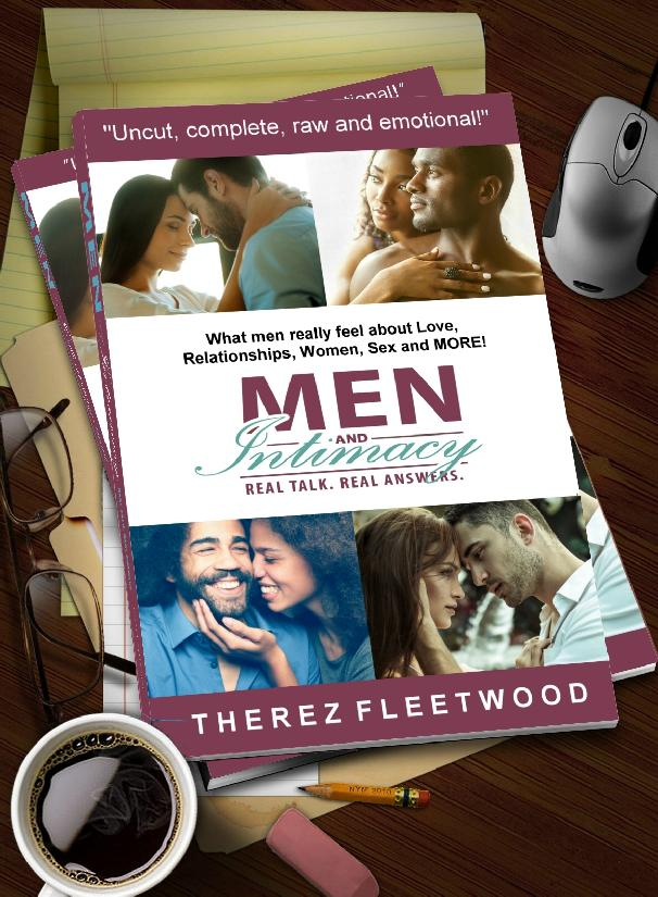 men and intimacy - book cover - coffee table