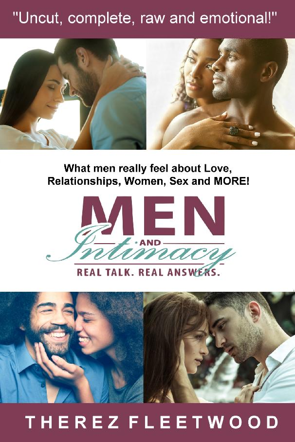 men and intimacy - book cover