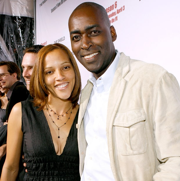 "April Jace and Michael Jace during ""The Shield"" Season 6 Premiere and Season 5 DVD Launch Party in 2007. Chris Polk/FilmMagic for Fox Home Entertainment"