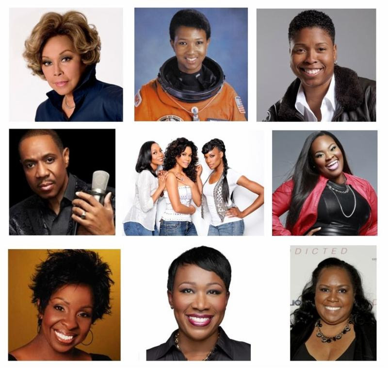 iahann Carroll, En Vogue, Gladys Knight & More at 2016 Odyssey Network Business Retreat