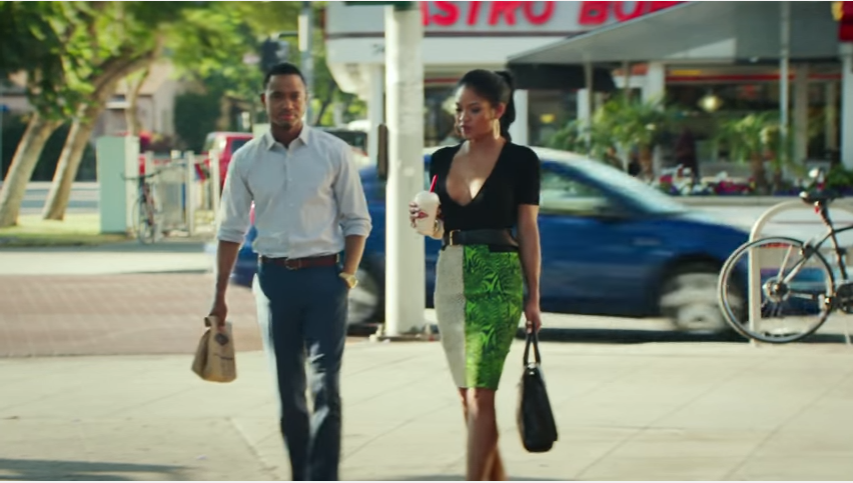 the perfect match, terrence j, cassie ventura