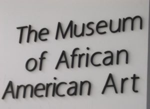 The Museum of African American Art: Photo Credit, Ricky Richardson