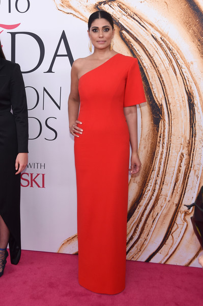Fashion Designer Rachel Roy attends the 2016 CFDA Fashion Awards at the Hammerstein Ballroom on June 6, 2016 in New York City.