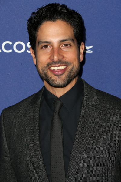 Actor Adam Rodriguez attends the 18th Costume Designers Guild Awards with Presenting Sponsor LACOSTE at The Beverly Hilton Hotel on February 23, 2016 in Beverly Hills, California.
