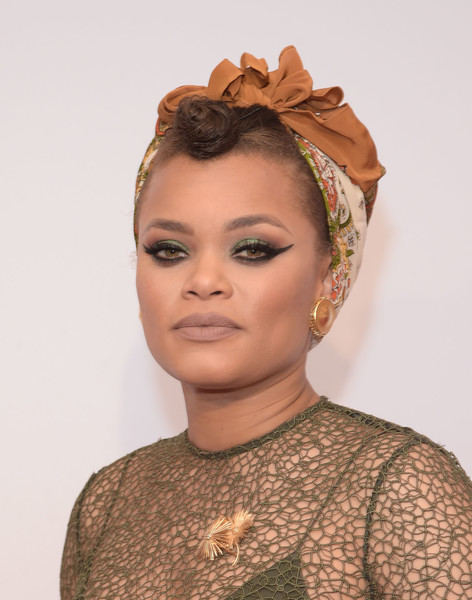 Singer Andra Day attends the 41st Annual Gracie Awards Gala at the Beverly Wilshire Four Seasons Hotel on May 24, 2016 in Beverly Hills, California.