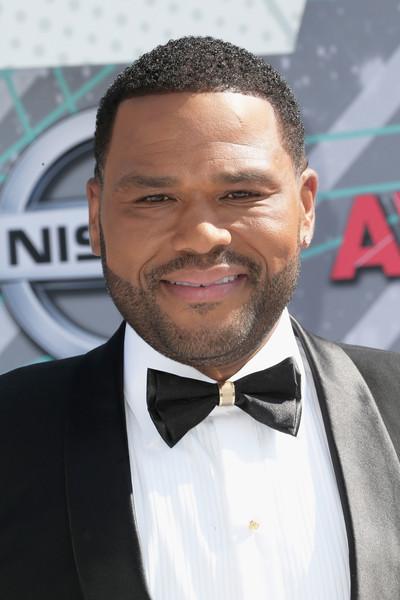 Actor Anthony Anderson attends the 2016 BET Awards at the Microsoft Theater on June 26, 2016 in Los Angeles, California.