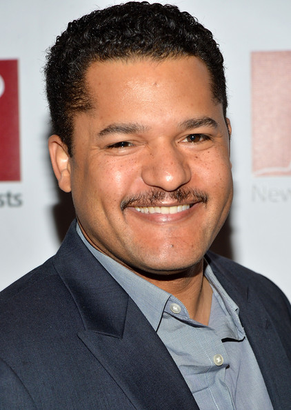 Brandon J. Dirden attends New Dramatists 65th annual ppring luncheon at The New York Marriott Marquis on May 22, 2014 in New York City.
