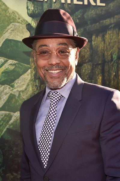 """Actor Giancarlo Esposito attends The World Premiere of Disney's """"THE JUNGLE BOOK"""" at the El Capitan Theatre on April 4, 2016 in Hollywood, California."""