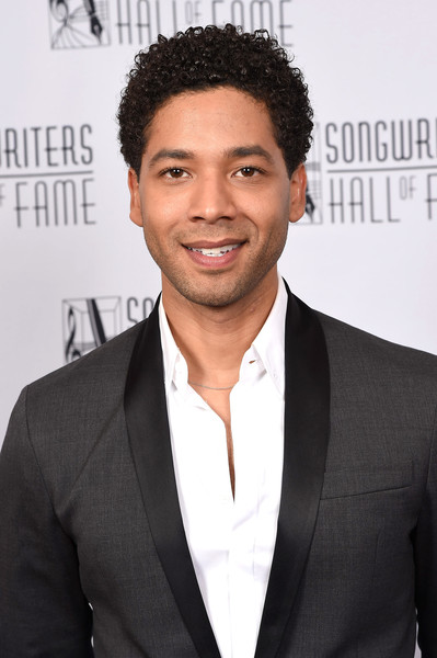 Jussie Smollett attends Songwriters Hall Of Fame 47th Annual Induction And Awards at Marriott Marquis Hotel on June 9, 2016 in New York City.