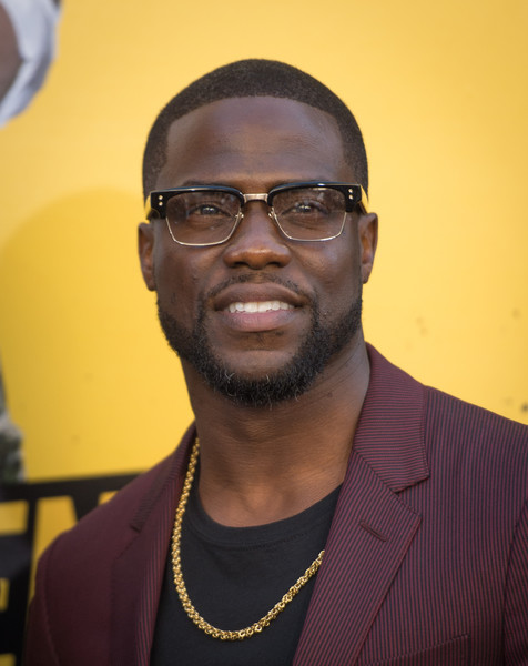 """Kevin Hart attends the premiere of Warner Bros. Pictures' """"Central Intelligence"""" at Westwood Village Theatre on June 10, 2016 in Westwood, California. (June 9, 2016 - Source: Jason Kempin/Getty Images North America)"""