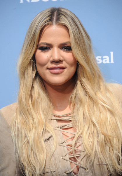 Khloe Kardashian attends the NBCUniversal 2016 Upfront Presentation on May 16, 2016 in New York City.