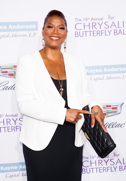 Actress Queen Latifah attends the 15th Annual Chrysalis Butterfly Ball on June 11, 2016 in Brentwood, California