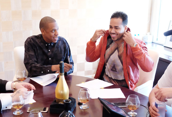 Romeo Santos Joins Roc Nation Management and Named CEO of Roc Nation Latin on June 8, 2016 in New York City.