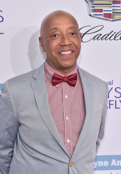 Russell Simmons attends the 15th Annual Chrysalis Butterfly Ball at a Private Residence on June 11, 2016 in Brentwood, California.