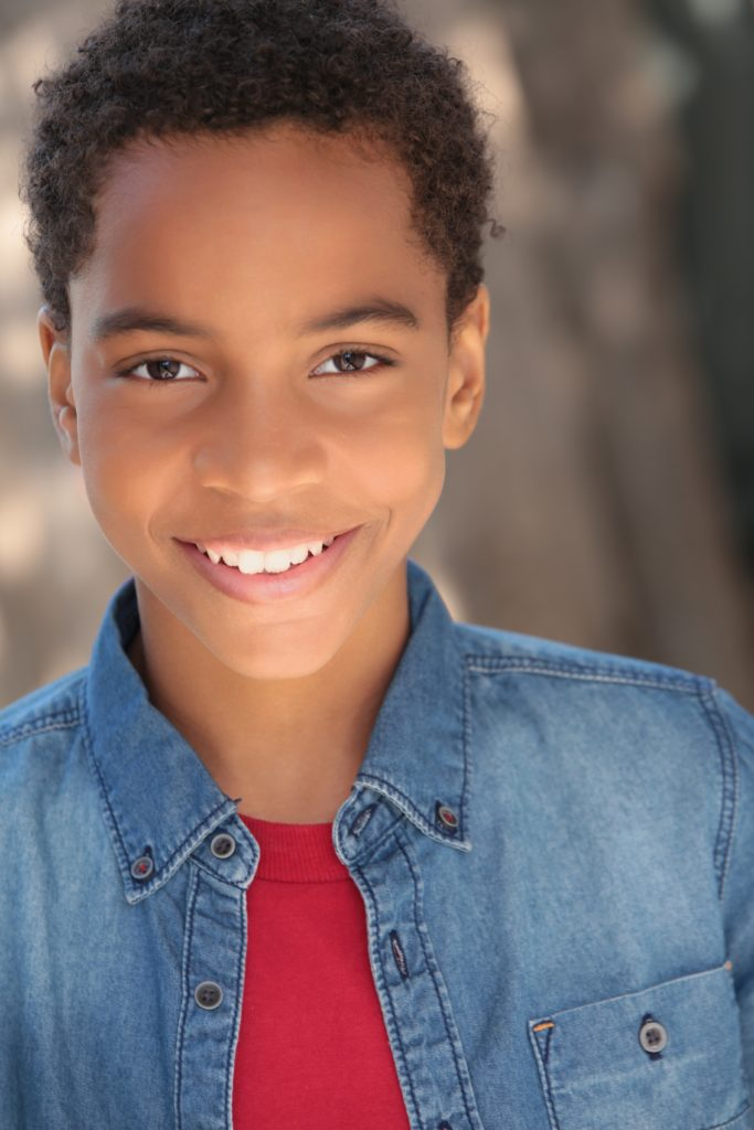 "Terrell Ransom Jr. (""Days of Our Lives"") is Celebrity Youth Ambassador for The Jonathan Foundation fundraiser for child learning disabilities."
