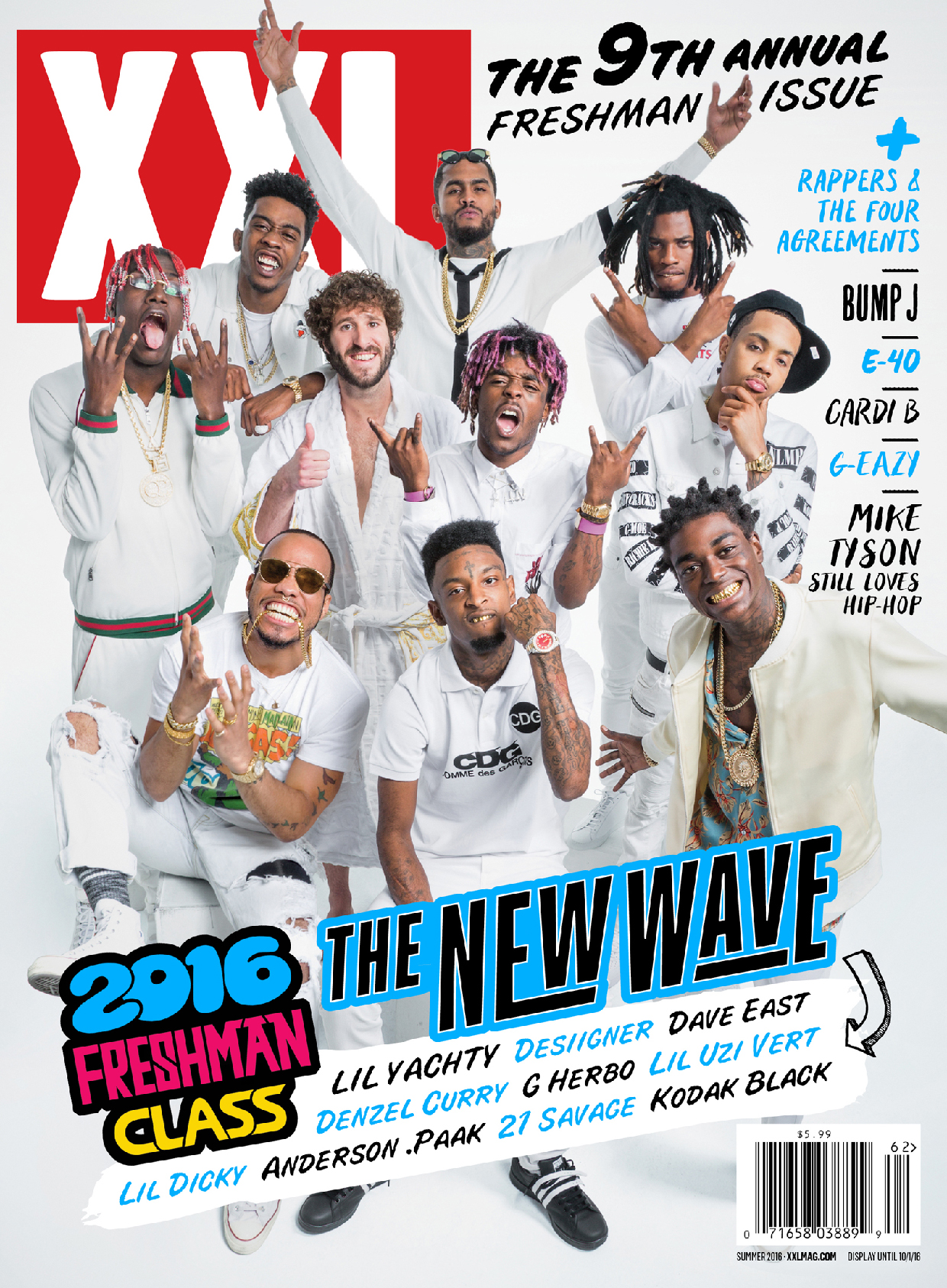 go behind the scenes of xxl s 2016 freshman class cover video eurweb. Black Bedroom Furniture Sets. Home Design Ideas