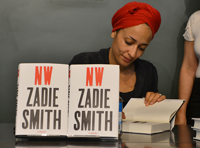 Zadie Smith on 'little sparks of something like actual life' and her latest, 'NW'