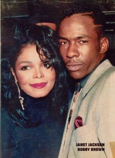 bobby brown janet jackson