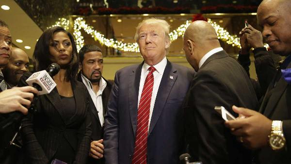 donald trump-black-people