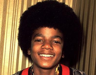 michael jackson as pre-teen