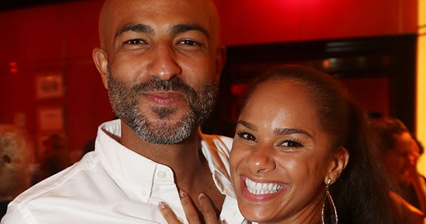 Olu Evans and Misty Copeland