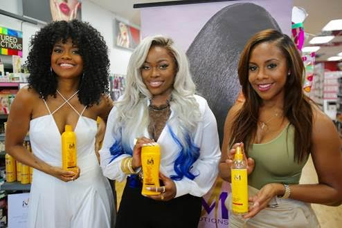 Motions Hair Care Relaunched @ BET Experience Fan Fest