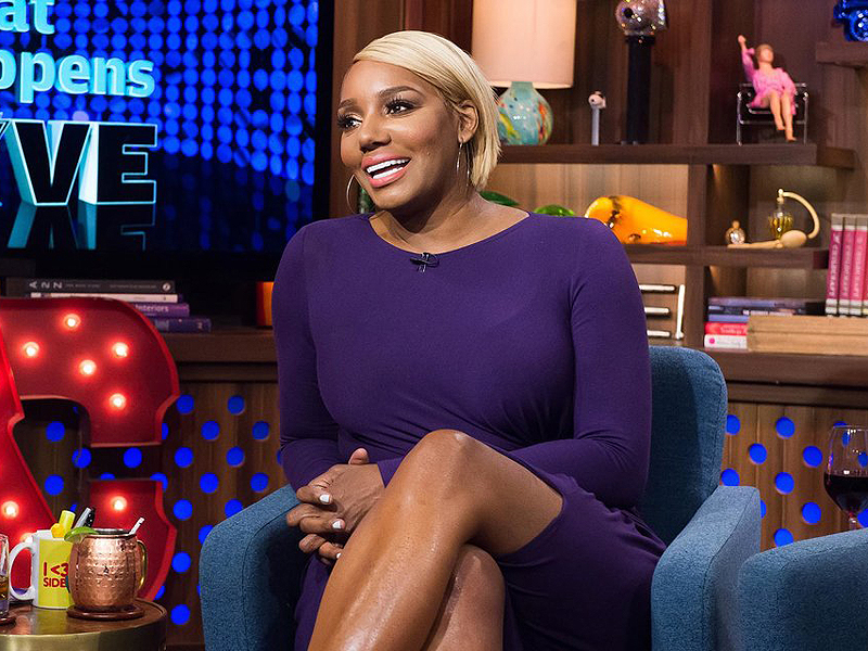 "NeNe Leakes on Bravo's ""Watch What Happens Live"" (June 16, 2016)"