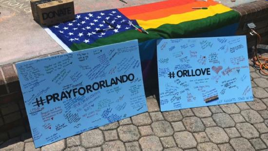 orlando massacre - pray for orlando
