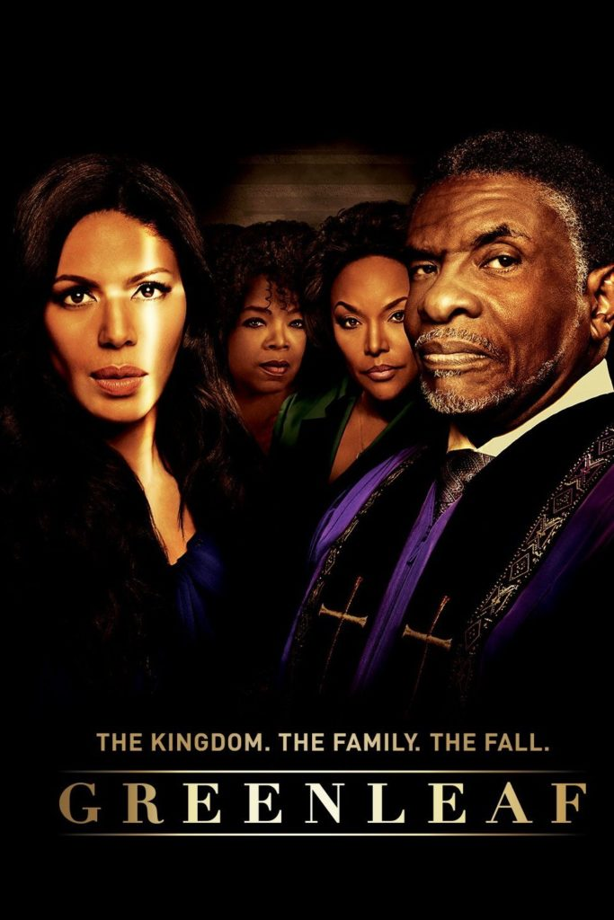 The Greenleaf family. Photo courtesy of Own.
