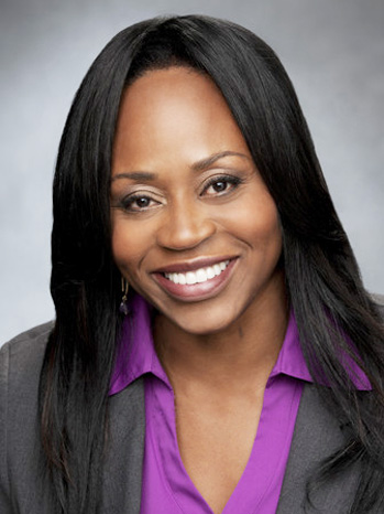 NBCUNIVERSAL EXECUTIVES -- Pictured: Pearlena Igbokwe, Senior Vice President, Current and Longform Development, Universal Television -- (Photo by: Chris Haston/NBC)