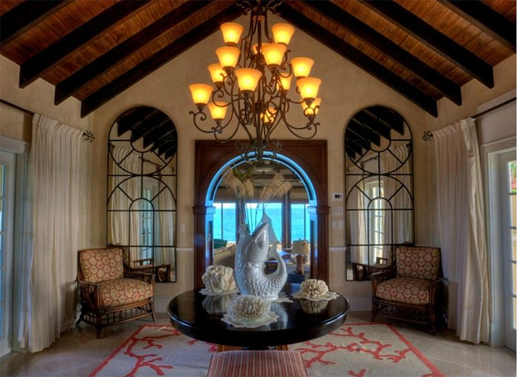 princes home in bahamas