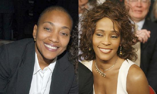 robyn crawford & whitney houston