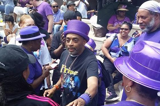 spike lee - prince block party