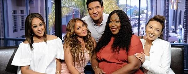 the real hosts & mario lopez