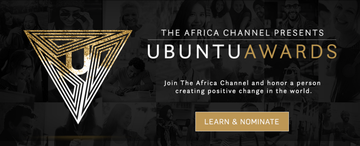 The Africa Channel Launches Ubuntu Awards