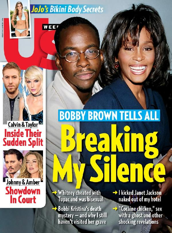 us weekly - bobby & whitney