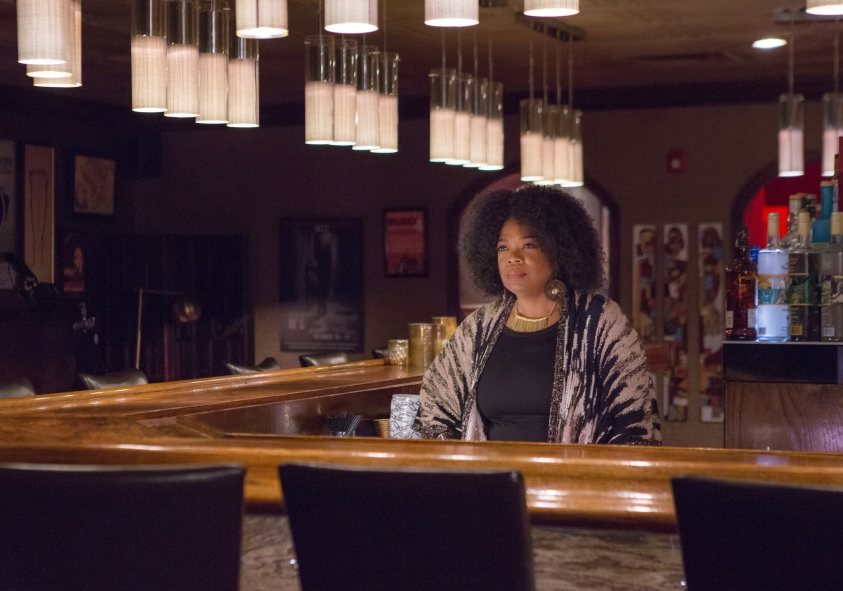 Oprah as Mavis McCready in 'Greenleaf'